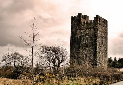 Ballagh Castle by Callanan