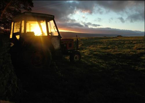 Twilight Tractor by AlleyCatz