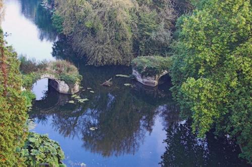 Warwick castle view by yar123