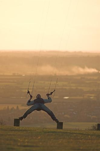 Kiting by redbulluk
