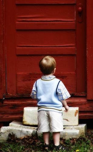 Let Me In Please by sarah kruger