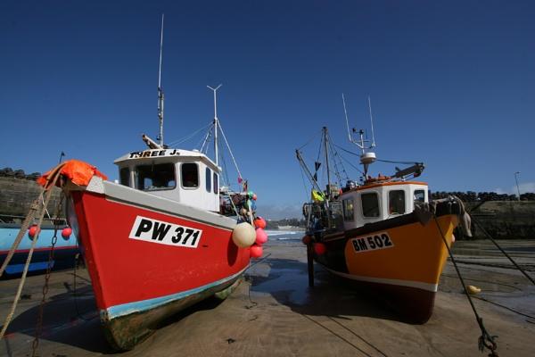 Wide angle boats by carriebugg