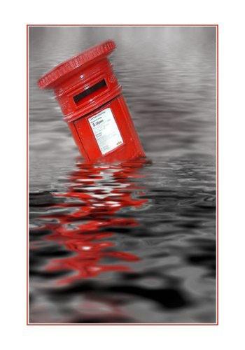 Sea Mail by Dennie