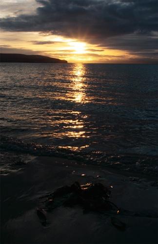 Portstewart Sunset by chenderson