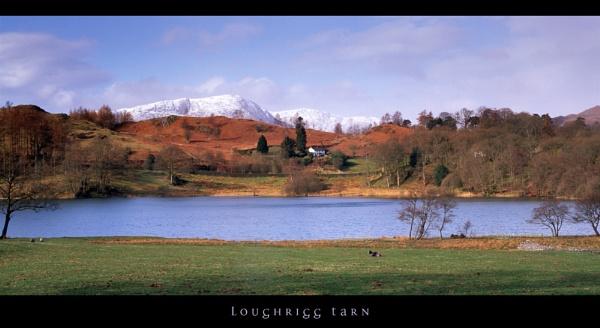 loughrigg tarn by paulrankin