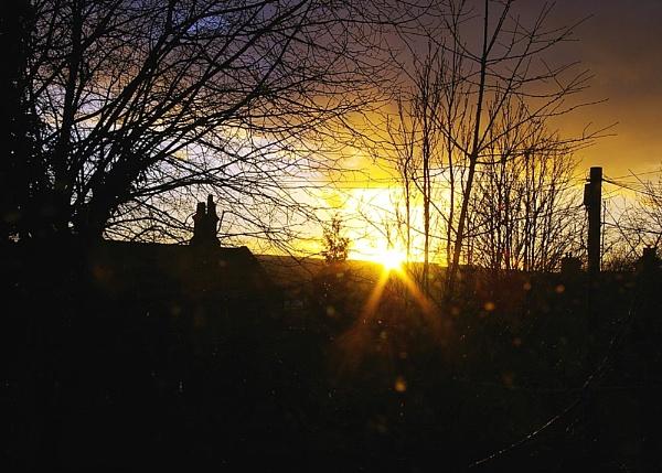 Sheffield Sky by Rob