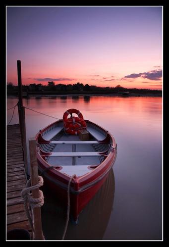 Southwold Ferry by Chriscj