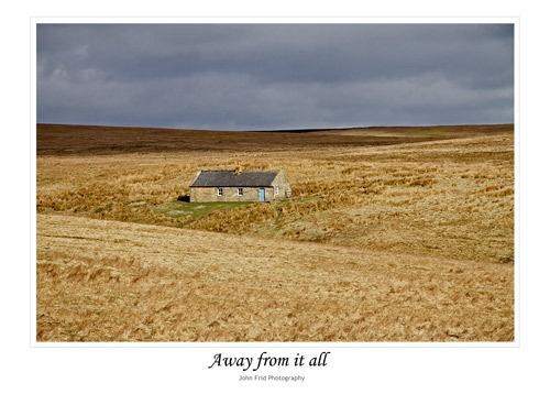 Away from it all by John_Frid