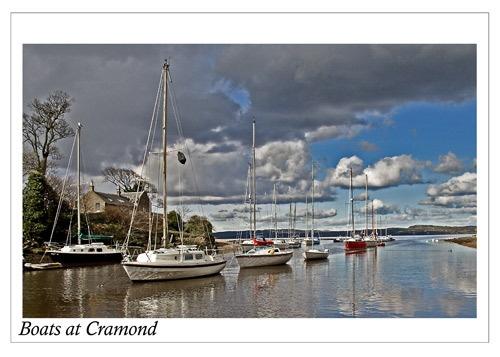 Boats at Cramond by John_Frid