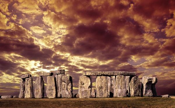Stonehenge by MikeMar