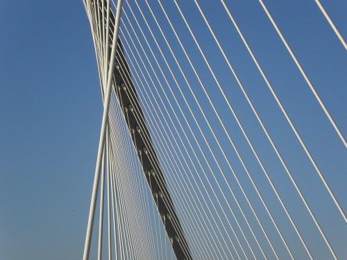 The Bridge of Europe by midgemckay