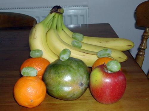 Fruit by Georgiah
