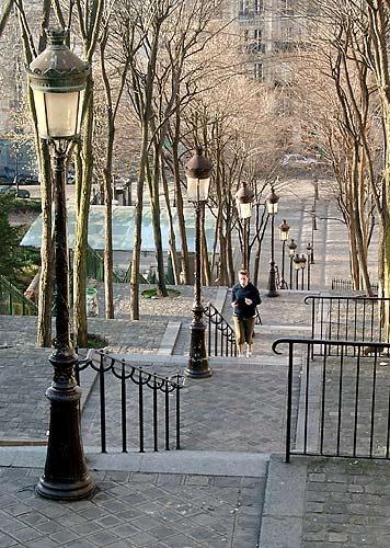 Paris steps by sheilac