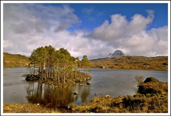 Loch Druim Suardalain... by Scottishlandscapes