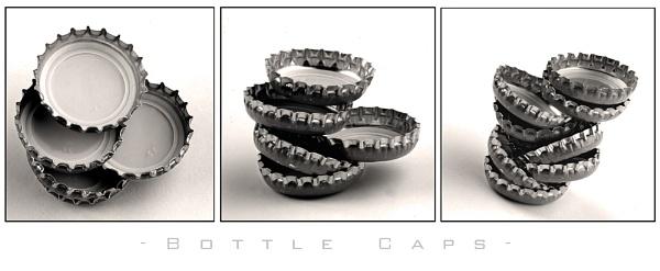 - Bottle Caps - by denka