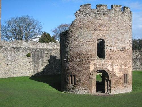 ludlow castle chapel by tig124