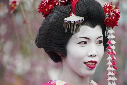 Geisha 3 by nathanrobinson