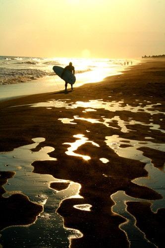Eternal Golden Beach II by MrSpencer