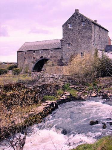 Bruree Water Mill by Callanan