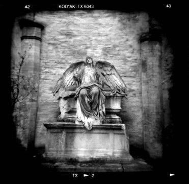 Sudfriedhof, Munich by GDobson