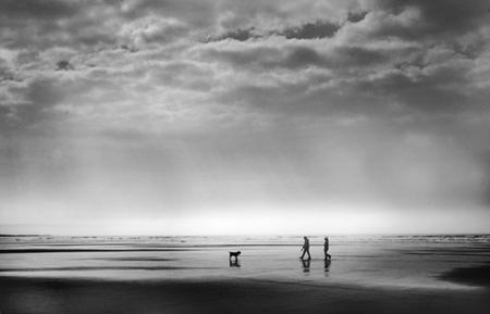 Westward Ho Beach by GDobson