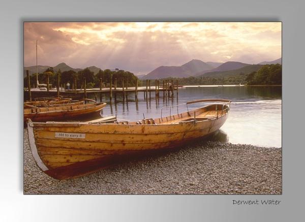 Derwent Water by MikeMar