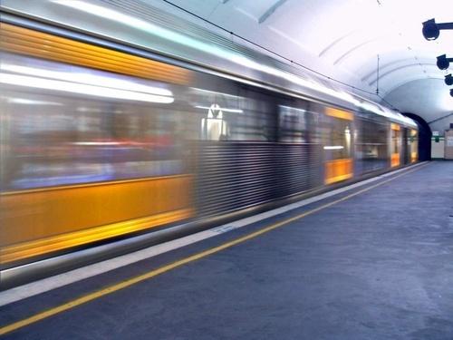 going underground down under by pmaclll