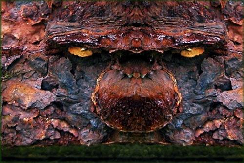 Rust Demon by BlueRoom