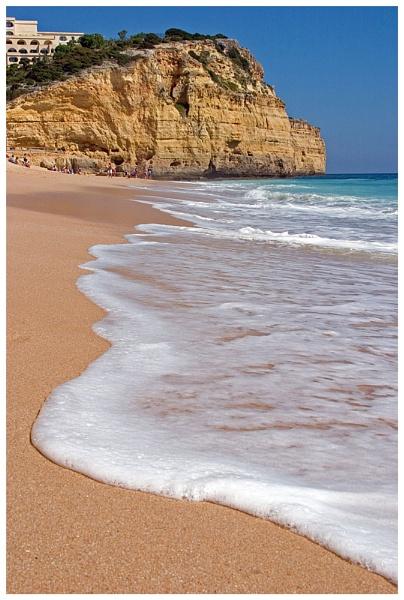 Portugese Beach by gmuncaster