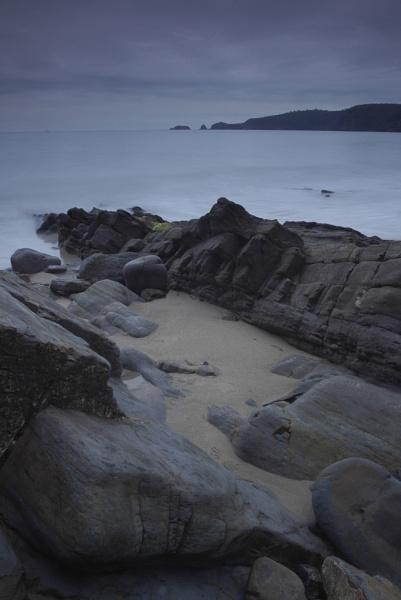 Over The Rocks by ticklemymonkey