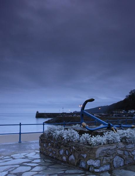 Anchor At Dawn by ticklemymonkey