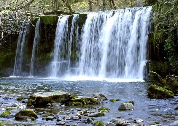 Upper Dwlli Falls by 54 luca