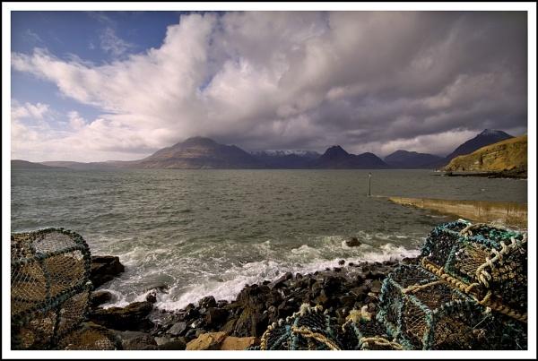 Sgurr nan Eagg... by Scottishlandscapes