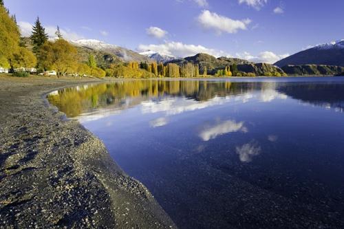Glendhu Bay by brad
