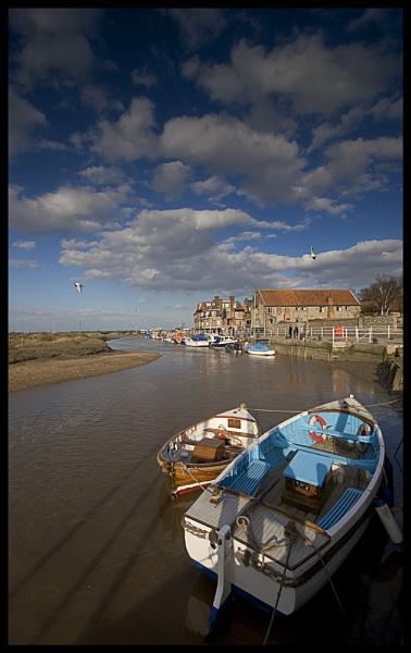Blakeney Harbour by Pete_g