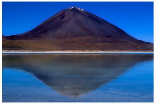 Volcano Mirror by philipr