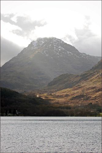 Loch Lomand Portrait by OPHITE_ZONE