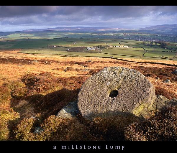 a millstone lump by paulrankin