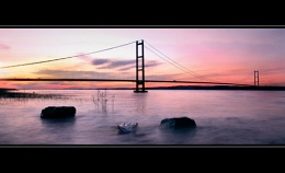 Humber at Sunset II