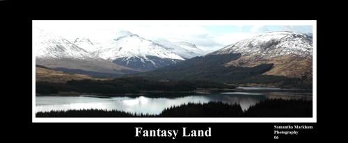 Fantasy Land by RaeHart