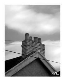 Terraced Chimney