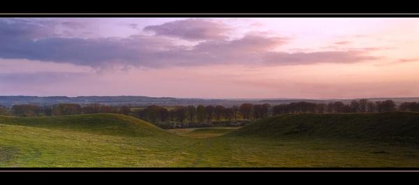 Badbury Rings Sunset 2 by CathyT