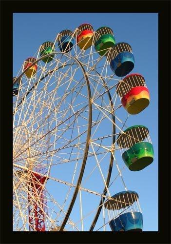 Luna Wheel by harwood
