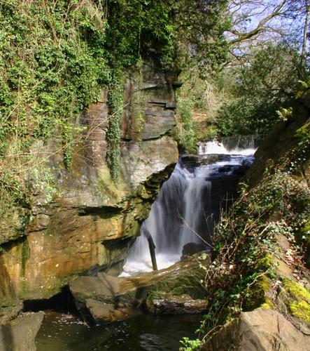 Dulais Falls by AnthonyR