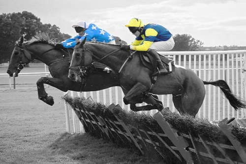 ATTHERACES by bigtony