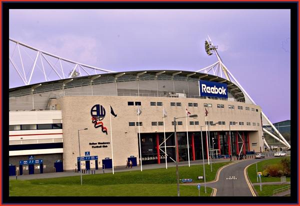 The Reebok Stadium - Bolton by ginz04