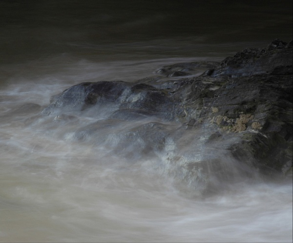 Misty Rocks II by ticklemymonkey