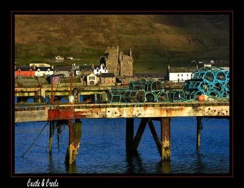 Creels a & Castle by Adrian_Reynolds