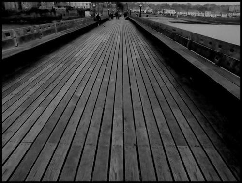 The Pier by iainpb