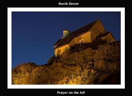 prayer on the hill